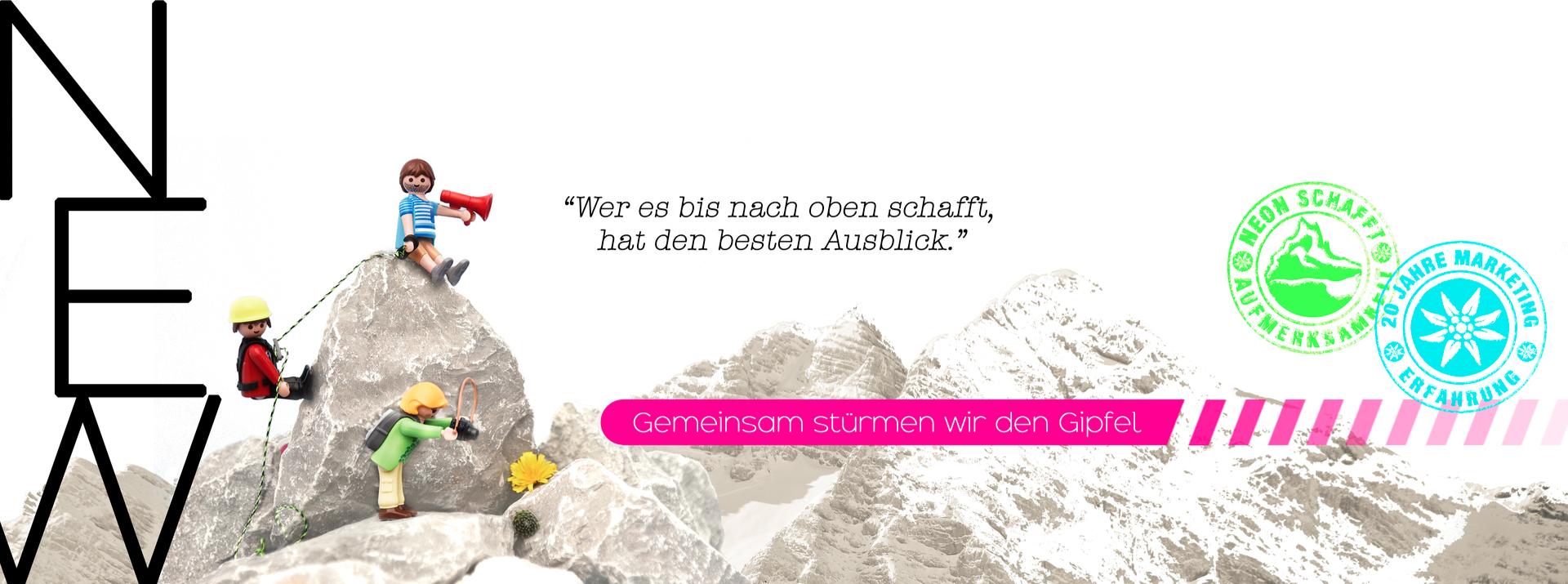 Werbeagentur Heidenheim neon werbeagentur print und web home